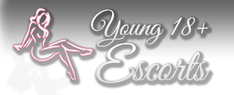 old and young escort service logo